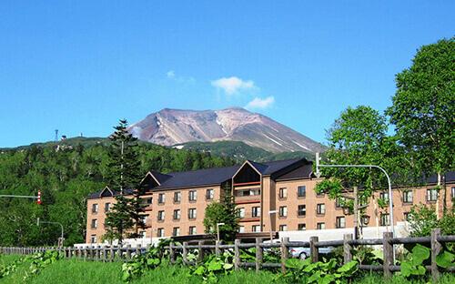 旭岳温泉 ホテルベアモンテ